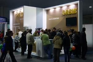 Стенд ORSIS на выставке Russian Expo Arms