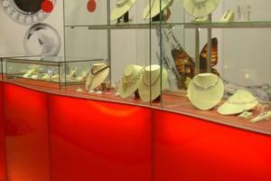 Стенд LINO на выставке г. С.Петербург