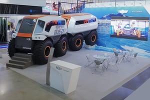 Стенд ВОЛГАБАС на выставке Иннопром 2019