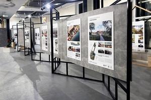 Выставка архитектурных проектов. Тюменский ТЕХНОПАРК.