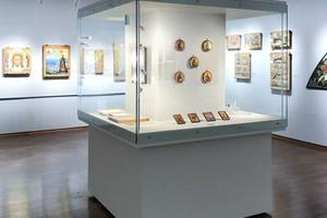 Витрина Музей ИЗО