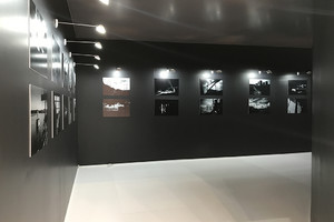 Фотозона на стенде РОССЕТИ на выставке ИННОПРОМ 2017