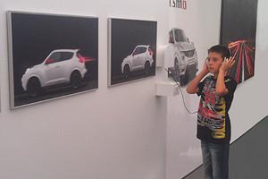 NISMO G-DRIVE SHOW Екатеринбург 2013. Выставочные стенды