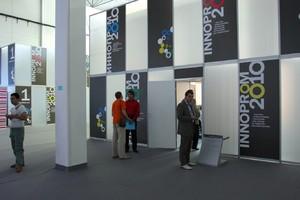 Застройка выставки ИННОПРОМ 2010