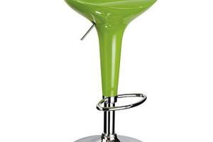 Стул барный зеленый (пластик) в аренду