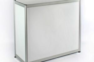 Выставочный подиум-прилавок 1000х500х1030 мм