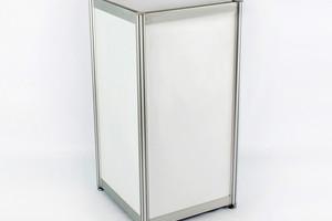 Выставочный подиум 500х500х1030 мм