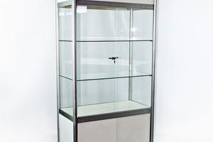 Выставочная витрина 1000х500х2500 мм